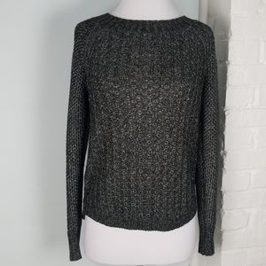Calvin Klein Jeans metallic sweater